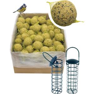 Vogelfutter, Meisenknödel, 100er Set, Produktbild 1