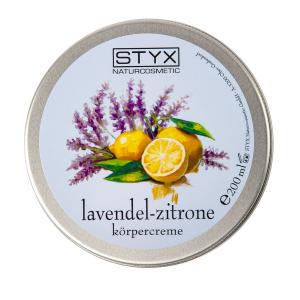 Körpercreme Lavendel-Zitrone, Produktbild 1