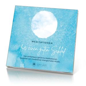 Meditationen für einen guten Schlaf (CD), Produktbild 1