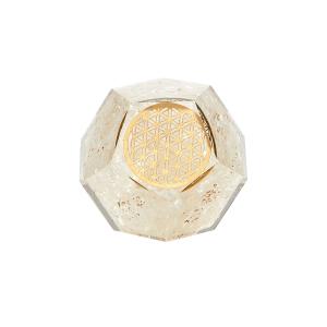 """Pranamit-Dodekaeder """"Blume des Lebens"""", Produktbild 1"""