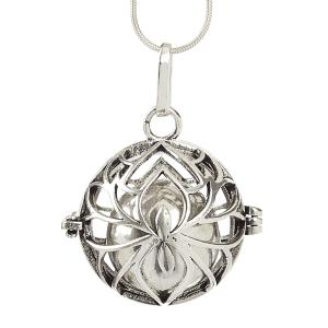 """Anhänger Klangkugel """"Lotus"""", Produktbild 1"""