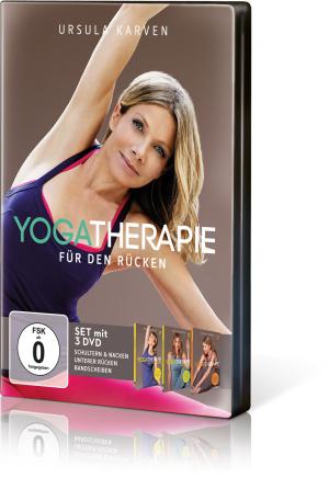 Yogatherapie für den Rücken (DVD), Produktbild 1