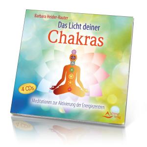 Das Licht deiner Chakras (CD), Produktbild 1