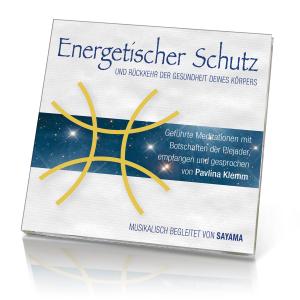 Energetischer Schutz und Rückkehr der Gesundheit deines Körpers (CD), Produktbild 1