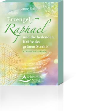 Erzengel Raphael und die heilenden Kräfte des grünen Strahls (Kartenset), Produktbild 1