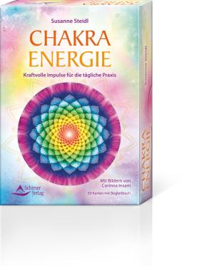 Chakra-Energie (Kartenset), Produktbild 1