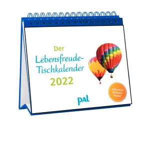 Der Lebensfreude-Tischkalender 2022, Produktbild 1