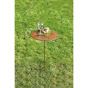 """Garten-Stecktisch """"Blume des Lebens"""", Produktbild 1"""