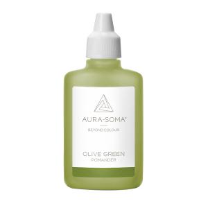 Pomander Olivgrün, Produktbild 1