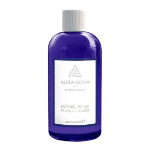 Flower Shower (Duschgel) Königsblau, Produktbild 1