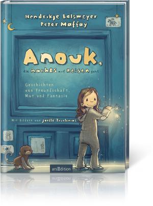 Anouk, die nachts auf Reisen geht, Produktbild 1