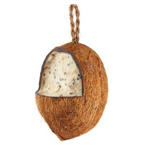 Vogelfutter, gefüllte Kokosnuss, Produktbild 1