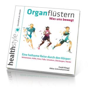 Organflüstern (CD), Produktbild 1