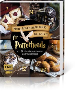 Mein Adventskalender-Backbuch für Potterheads, Produktbild 1