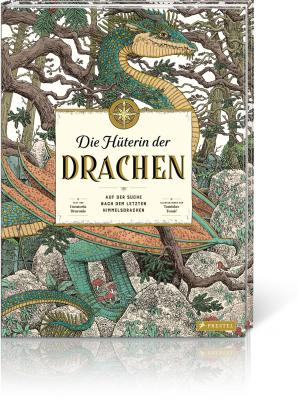 Die Hüterin der Drachen, Produktbild 1