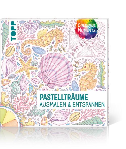 Colorful Moments – Pastellträume, Produktbild 1