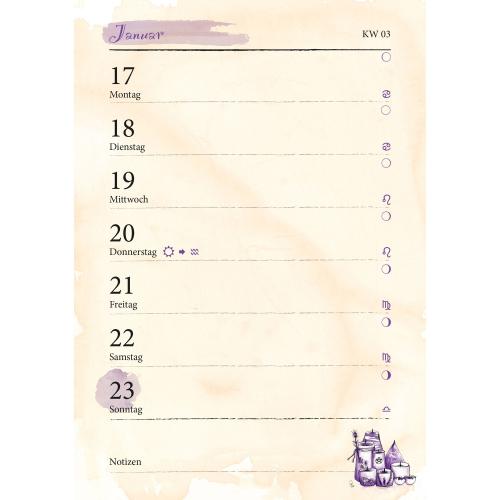 Mein magischer Kalender 2022, Produktbild 8