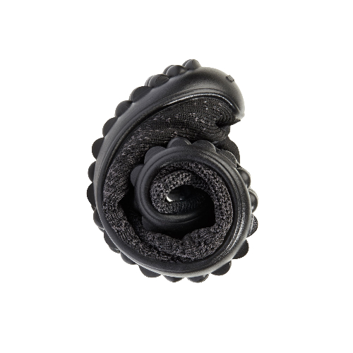 "Leguano® Barfußschuh ""go"" , mixed black, Produktbild 4"