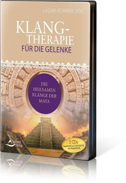 Klangtherapie für die Gelenke (CD), Produktbild 1