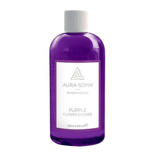 Flower Shower (Duschgel) Purpur, Produktbild 1