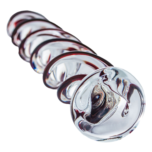 """Glasdildo """"Energie-Spirale"""", Produktbild 3"""