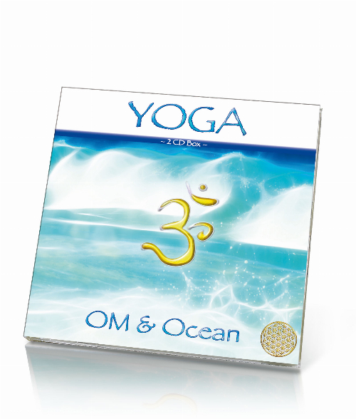 Yoga – OM & Ocean (2 CDs), Produktbild 1