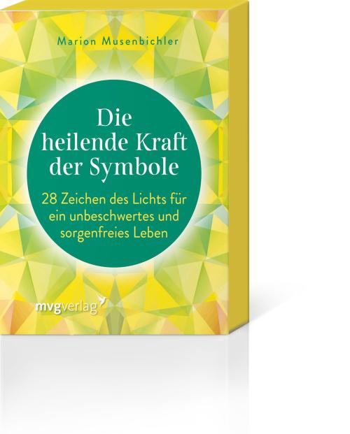 Die heilende Kraft der Symbole (Kartenset), Produktbild 1