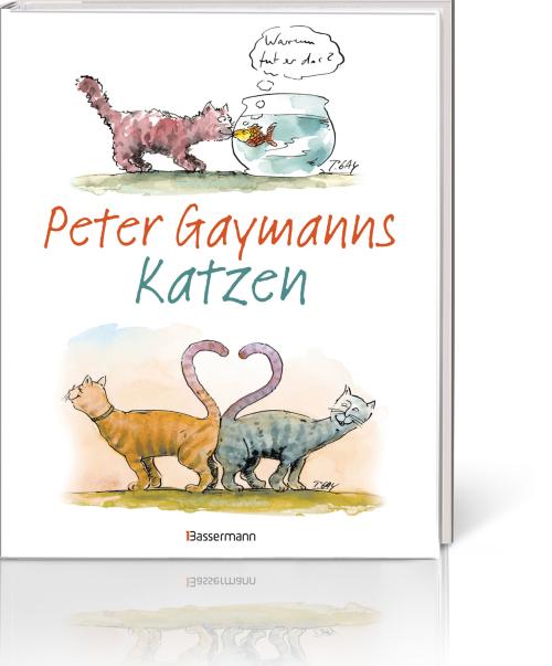 Peter Gaymanns Katzen, Produktbild 1