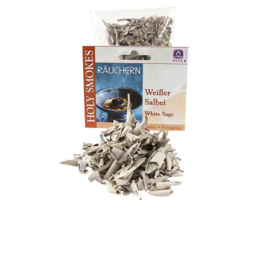 Räucherwerk Weißer Salbei, Produktbild 1
