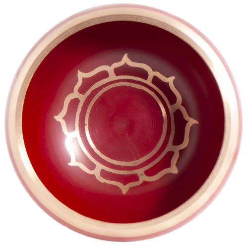 """Tibetische Klangschale """"Lotus"""", Produktbild 3"""