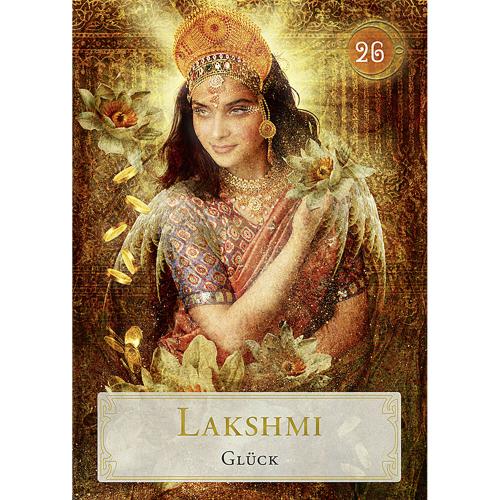 Die Kraft der Göttinnen (Kartenset), Produktbild 3