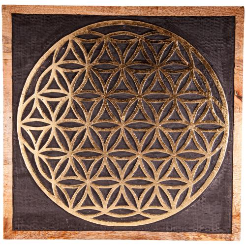 "Energiebild ""Blume des Lebens"", Produktbild 1"