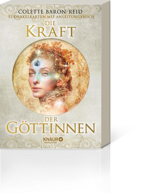 Die Kraft der Göttinnen (Kartenset), Produktbild 1