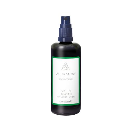 Pomander Raumspray smaragdgrün, Produktbild 1