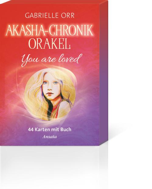 Akasha-Chronik-Orakel (Kartenset), Produktbild 1