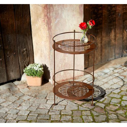 """Beistelltisch """"Blume des Lebens"""", Produktbild 2"""