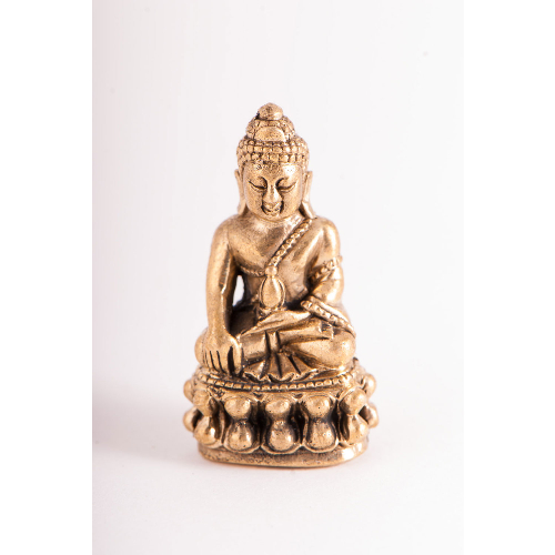 "Miniaturfigur ""Medizinbuddha"", Produktbild 1"