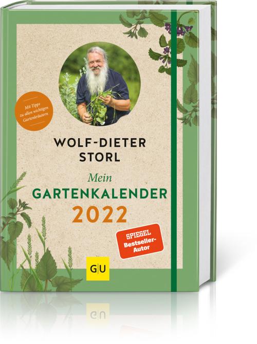 Mein Gartenkalender 2022, Produktbild 1