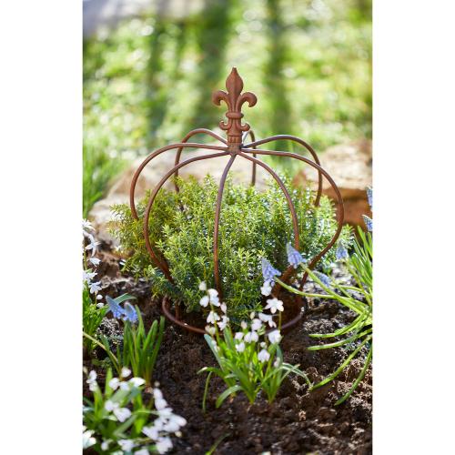 """Gartenstecker """"Krone"""" , Produktbild 2"""
