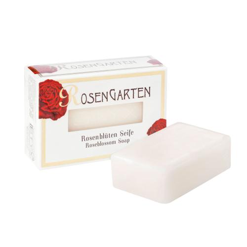 Damaszener Rosenblütenöl-Seife, Produktbild 1