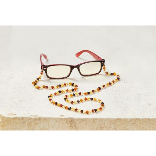 Bernstein-Brillenkette, Produktbild 2