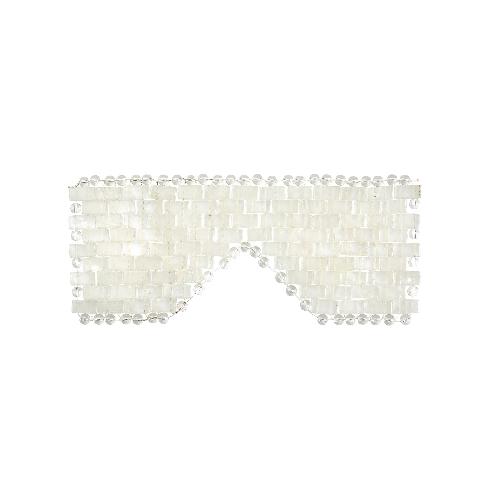 Bergkristall-Augenmaske, Produktbild 1