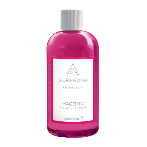 Flower Shower (Duschgel) Magenta, Produktbild 1