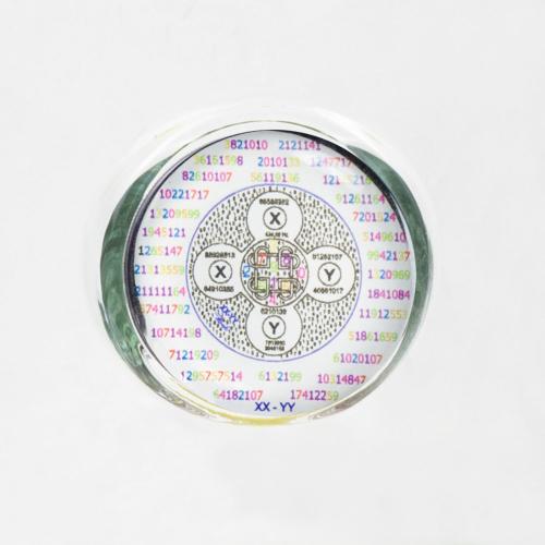 """i9 Wasserflasche """"Chakra"""", Produktbild 2"""