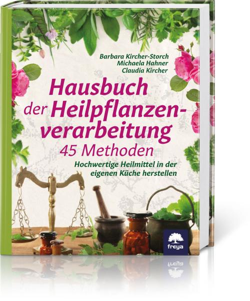 Hausbuch der Pflanzenverarbeitung, Produktbild 1