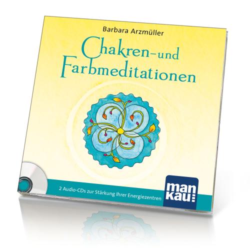 Chakren- und Farbmeditationen 2 CDs, Produktbild 1