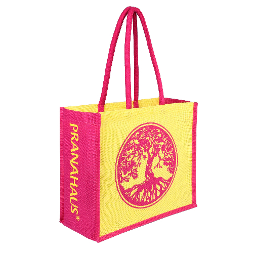 "Jute-Tasche ""Lebensbaum"", Produktbild 1"