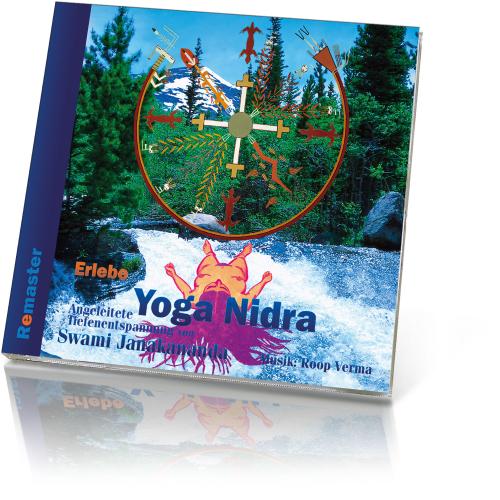 Erlebe Yoga Nidra (CD), Produktbild 1