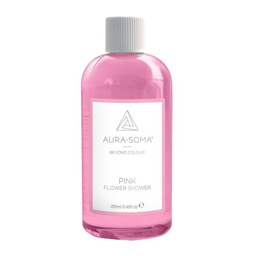 Flower Shower (Duschgel) Rosa, Produktbild 1