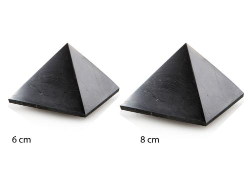 Schungit-Pyramide, Produktbild 2